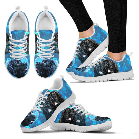 Valentine's Day Special-Newfoundland Dog Print Running Shoes For Women-Free Shipping