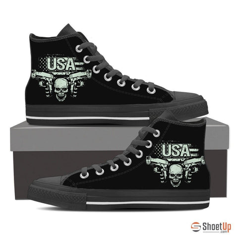 USA-Men's-Canvas-Shoes-Free Shipping