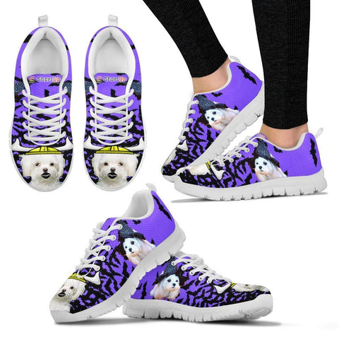 Maltese Halloween-Running Shoes For Women And Kids-Free Shipping