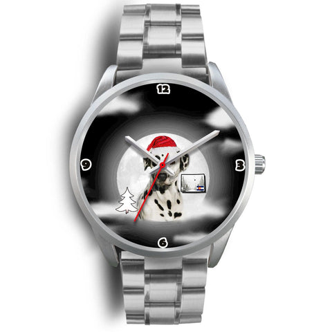 Dalmatian Dog Colorado Christmas Special Wrist Watch-Free Shipping