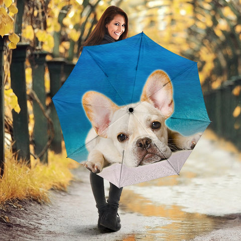 French Bulldog Print Umbrellas