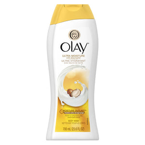 Olay Ultra Moisture Body Wash With Shea Butter 23.6oz