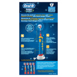 Oral-B Kid's Rechargeable Electric Toothbrush featuring Disney & Pixar's Cars