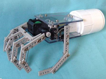 Bionic Robotic Hand Kit