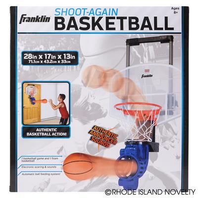 FRANKLIN SHOOT AGAIN BASKETBALL SET