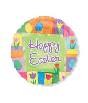 Easter Patchwork - 18 Inch (12pcs)