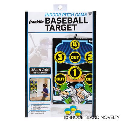 FRANKLIN BASEBALL TARGET INDOOR GAME
