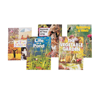 Childcraft Life Science Big Books, Set of 5