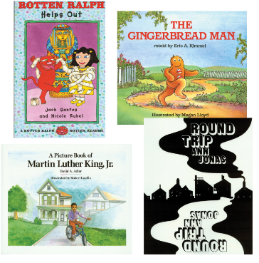 Childcraft Read-Along Set, Level 3.0 to 3.5, 16 Books and 4 CDs