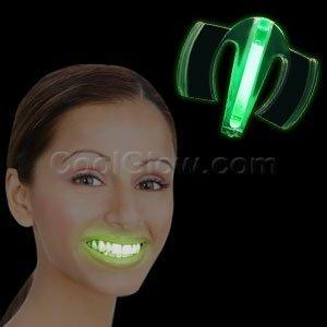 Glow Mouth Guard - Green by Fun Central