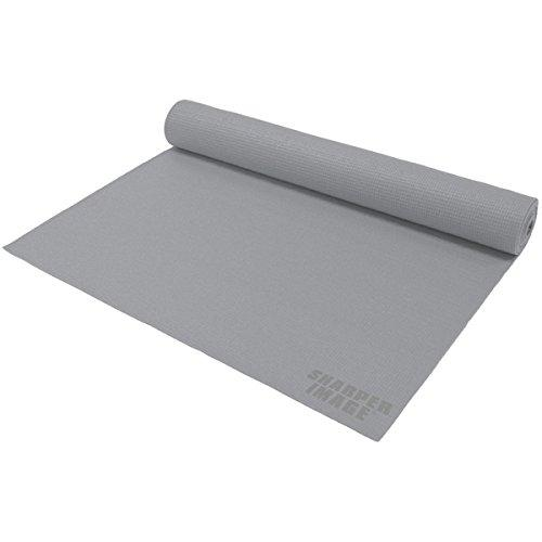 SHARPER IMAGE SI-YM-300-CHAR 3mm Yoga Mat (Charcoal)