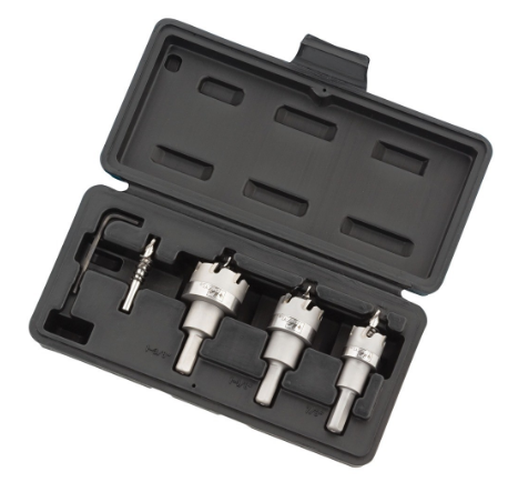 TKO™ Carbide-Tipped Hole Cutter Kit