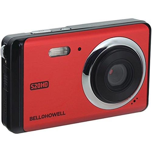 Bell+Howell 20 Megapixels Digital Camera with 1080p Full HD Video with 3