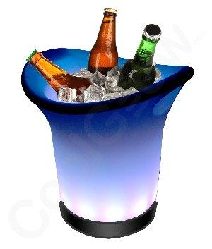 Fun Central AC598 LED Light Up Ice Bucket - Multicolor