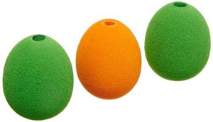 Abilitations Egg Ohs! Handwriting Grips - Set of 3