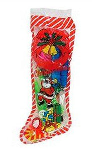 "12"" Toy Filled Christmas Fun Stocking (Pack of 12)"