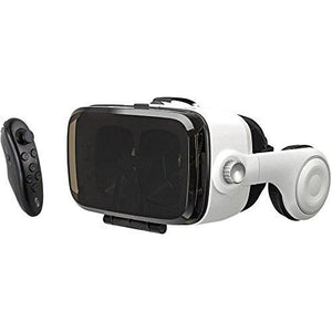 iLive IVR77BDL 3D Virtual Reality Headset with Built-In Headphones and Microphone