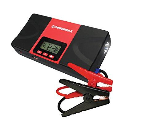 Powermax 700A Peak 18000mAh Portable Car Jump Starter Battery Booster and Phone Charger with Smart USB Charging Port