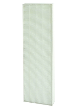 True HEPA Filter with AeraSafe™ Antimicrobial Treatment
