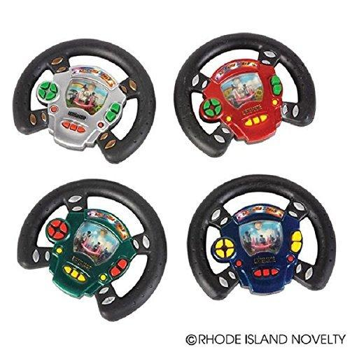 Race Car Wheel Water Game