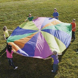 12' Super Sturdy Parachute - Party - Teaching Supplies