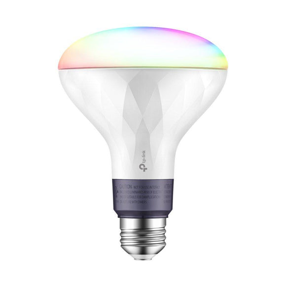 TP-Link Smart LED Bulb with Color Changing Hue Wi-Fi enabled BR30 80W Equivalent Works with Amazon Alexa and Google Assistant (LB230)