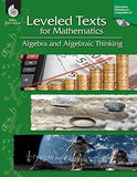 Leveled Texts for Mathematics: Algebra and Algebraic Thinking