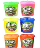SET of 36 - Mini Noise putty party favors