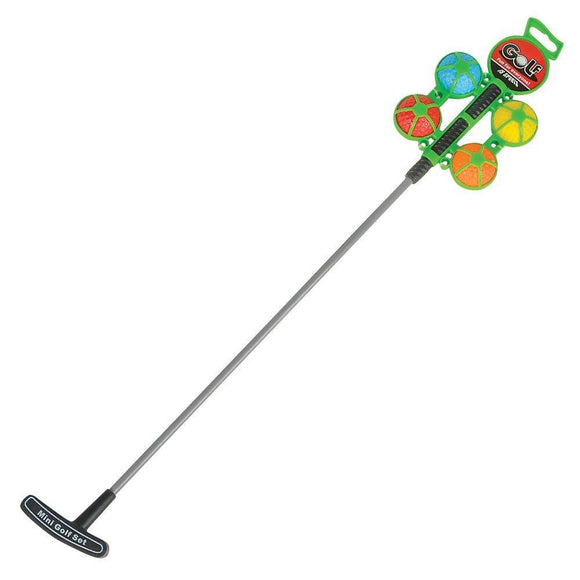 Mini Golf Play Set (6 Pack)