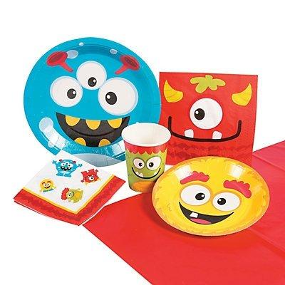 Mini Monsters Party Supplies