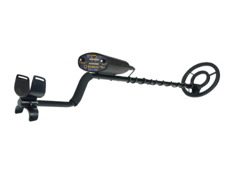 Quick Draw II Metal Detector
