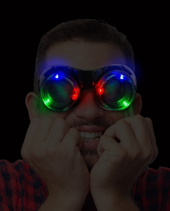 Fun Central (AT860) LED Beer Goggles