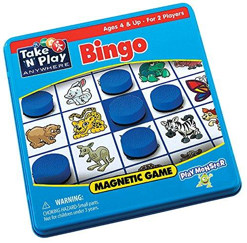 Take 'N' Play Anywhere - Bingo