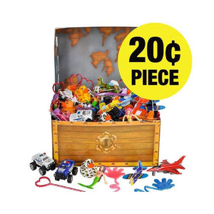 Treasure Chest Prize Kit (252Pc/Un)