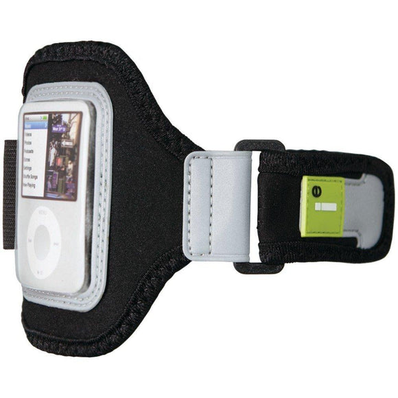 Cellular Innovations Neoprene Sport Armband Case for iPhone and iPod Touch (Black)