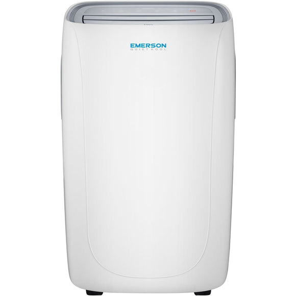 Emerson Quiet Kool EAPC8RD1 Portable Air Conditioner with Remote Control for Rooms up to 150-Sq. Ft.