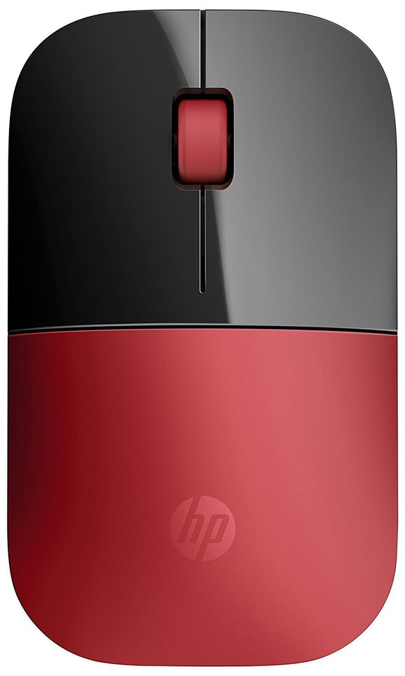 HP Wireless Mouse Z3700, Red (V0L82AA#ABL)