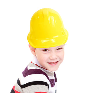 Fun Central (AT827) Construction Hats - 12ct