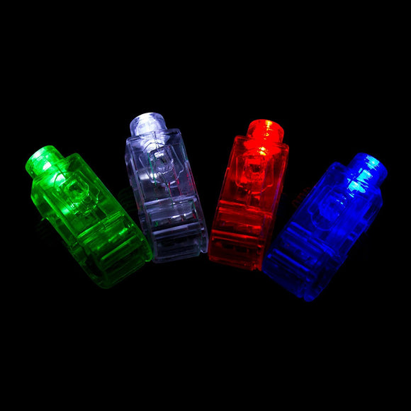 Fun Central I579 Strap On LED Fingers - Set of 4