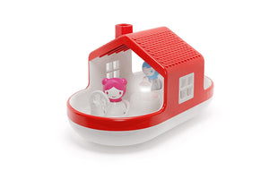 Kid O Myland Houseboat & Friends Light and Sound Interactive Bath Toy