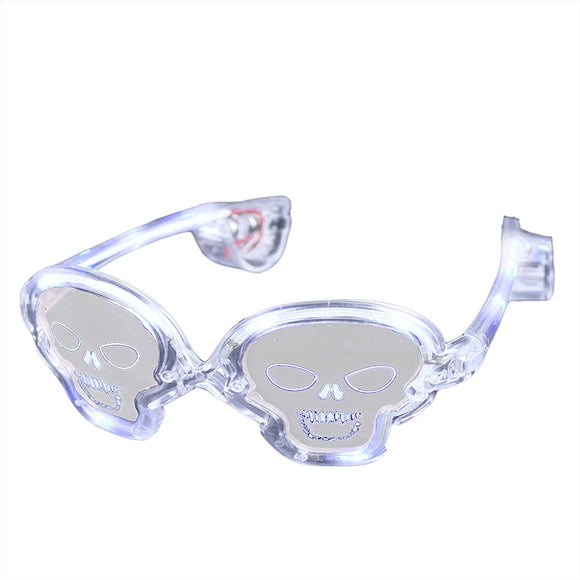 Fun Central I471 LED Skull Sunglasses