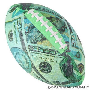 "Rhode Island Novelty 10"" Money Football Youth"