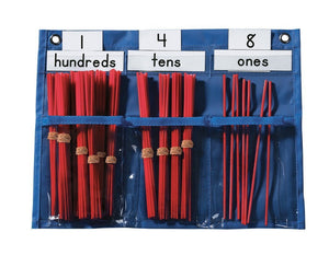 School Smart Counting Chart Kit