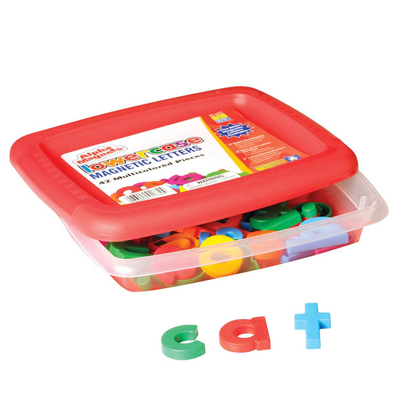 EDUCATIONAL INSIGHTS ALPHAMAGNETS LOWERCASE 42 PCS