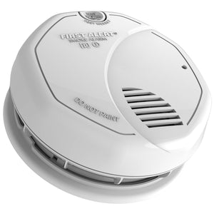First Alert SA3210 Dual Sensor Smoke and Fire Alarm with 10-Year Sealed Battery