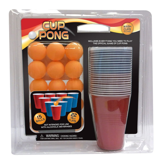 DMI Cup Pong Game