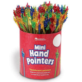 Learning Resources Mini Hand Pointers, Set of 100