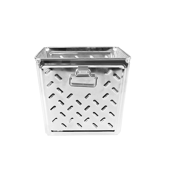 Spectrum Diversified Macklin Medium Basket, Zinc Plated