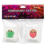 Fun Central (AZ955) Monster Temporary Tattoo - 72ct