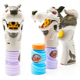 Fun Central AY938 LED Wolf Bubble Gun - Grey